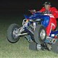 2001-2005 Yamaha Raptor 660 Power Blue O-Ring Chain /& 12//40 Sprocket Set
