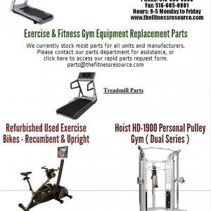 Used Weight Equipment For Sale